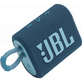 JBL GO 3 Bluetooth Speaker Blue