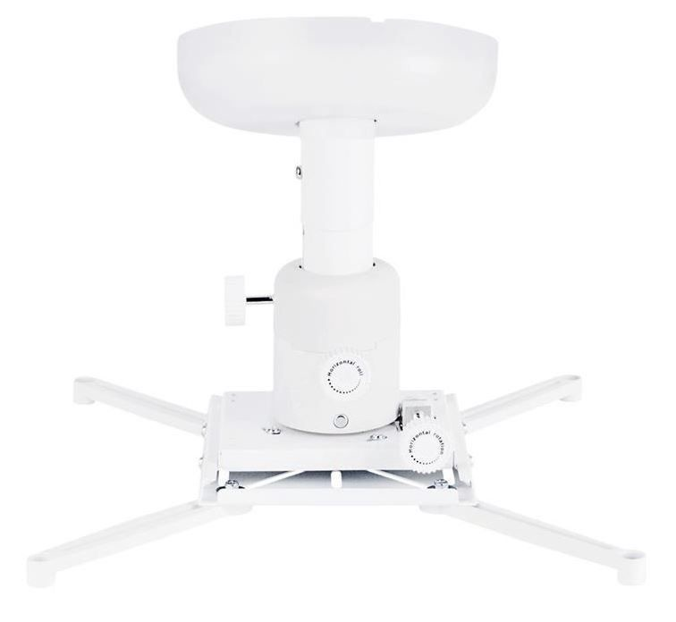 Крепеж Multibrackets Universal Projector Ceiling Mount White