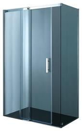 Dušas kabīne Masterjero Novito ASS3, taisnstūrveida, bez paliktņa, 1000x800x2000 mm