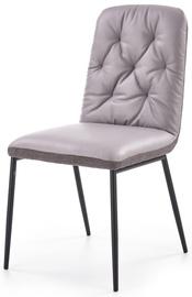 Halmar Chair K340 Grey/Black