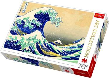 Puzle Trefl Hokusai 10521T, 1000 gab.