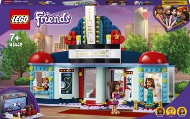 Konstruktors LEGO Friends Hārtleikas pilsētas kinoteātris 41448