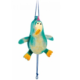 Djeco Stop Jumping Jack Toys Jojo Penguin