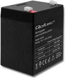 Qoltec AGM 12V 4.5Ah 53033