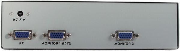 Gembird VGA Splitter 2-port GVS122