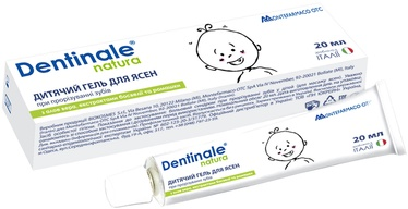 Gēls Dentinale Natura Teething Gel 20ml