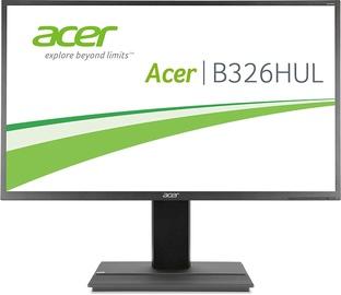 "Monitors Acer B326HUL, 32"", 6 ms"