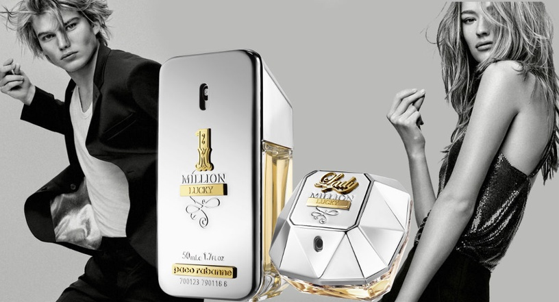 Paco Rabanne Lady 1 Million Lucky 50ml EDP