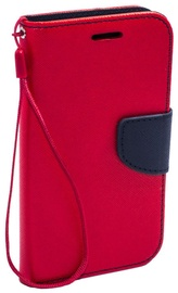 Telone Fancy Diary Bookstand Case LG H635 G4 Stylus Red/Blue