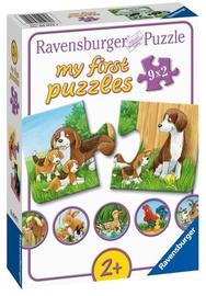 Пазл Ravensburger My First Farm Animals 05072, 9x2 шт.