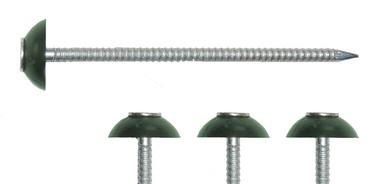 Naglas gutta zaļas 2 x 70 mm, 200