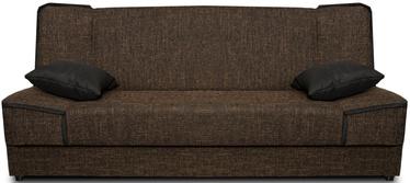 Dīvāngulta Platan Maxim II Magma 17 Brown, 188 x 85 x 90 cm