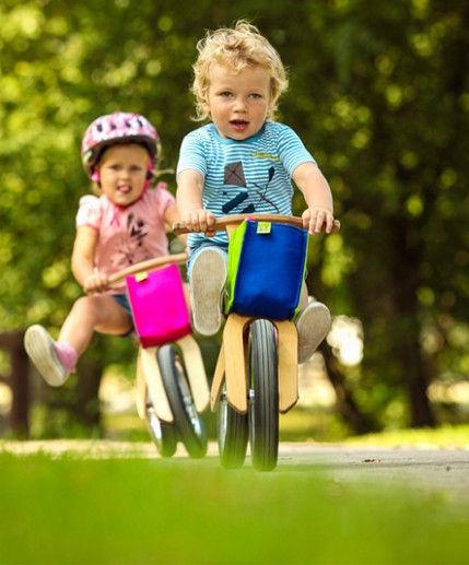 Балансирующий велосипед MGS FACTORY DipDap Green Spring Mini