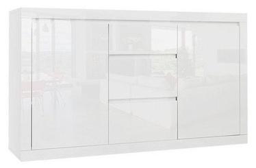 Комод Tuckano Sparkle White, 155x40x90 см