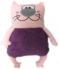 Mīkstā rotaļlieta Tallula Cat Light 143001T, rozā, 43 cm