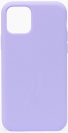 Evelatus Soft Touch Back Case With Strap For Apple iPhone 11 Purple