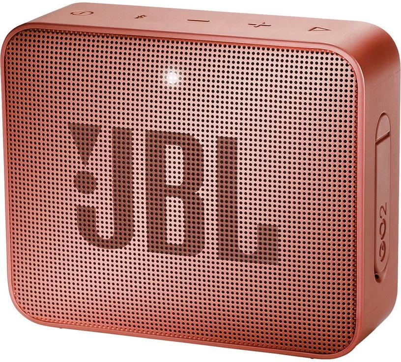 JBL GO 2 Bluetooth Speaker Sunkissed Cinnamon