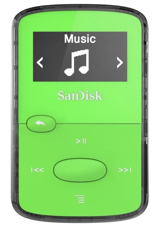 Mūzikas atskaņotājs Sandisk Clip Jam, 8 GB