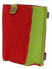 Аксессуары для детских самокатов MGS FACTORY DipDap Bag, красный/зеленый