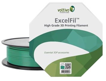 Voltivo ABS Filament Cartridge 2.85mm Green