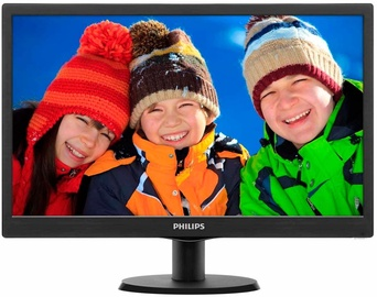 "Monitors Philips 203V5LSB26, 19.5"", 5 ms"