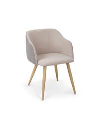 Стул для столовой Halmar K-288, серый/песочный