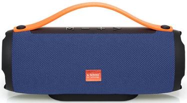 Bezvadu skaļrunis SAVIO BS-021 Blue, 10 W