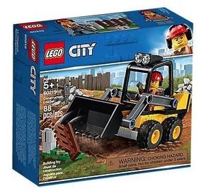 Konstruktors LEGO City Construction Loader 60219