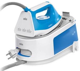 Гладильная система Braun CareStyle 1 IS 1012, синий/белый