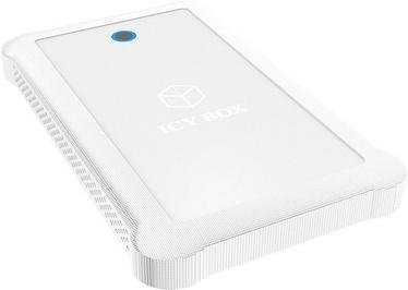 "ICY BOX 2.5"" External Enclosure for SATA HDD/SSD USB 3.0 IB-233U3-WH"