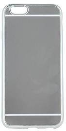 Beeyo Mirror Back Case For Samsung Galaxy A3 A310 Silver
