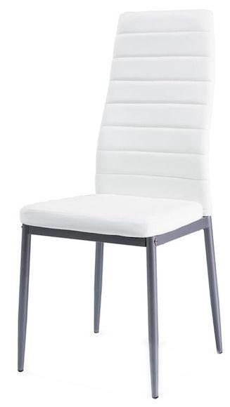 Ēdamistabas krēsls Signal Meble Bis H261 White, 1 gab.