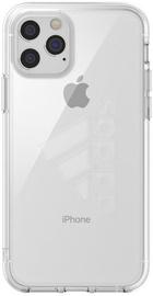 Adidas Protective Big Logo Back Case For Apple iPhone 11 Pro Transparent