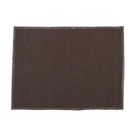 Придверный коврик Hebei Vinil Brown, 90 x 120 cm