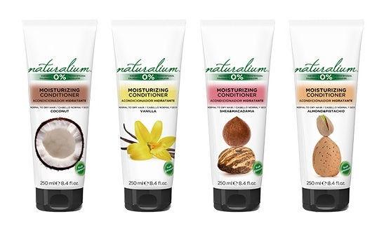 Кондиционер для волос Naturalium Almond & Pistachio Moisturizing Conditioner, 250 мл