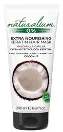 Matu maska Naturalium Coconut, 200 ml