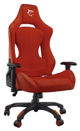 Spēļu krēsls WhiteShark Monza, sarkana