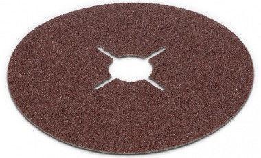 Шлифовальный диск Kreator, G100, 125 мм, 5 шт.