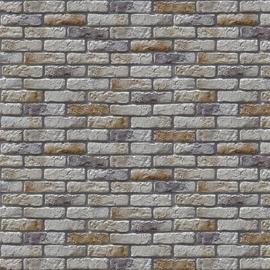 Flīzes sienai Retr Brick 0,38 brūnas 24 gab.
