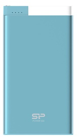 Silicon Power S55 Power Bank 5000mAh Blue