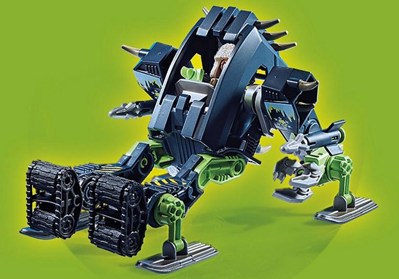 Konstruktors Playmobil Top Agent Arctic Rebels Ice Robot 70233