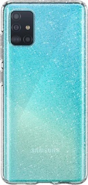 Spigen Liquid Crystal Back Case For Samsung Galaxy A51 Glitter Crystal Quartz