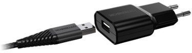 OtterBox USB-A Wall Charger Black