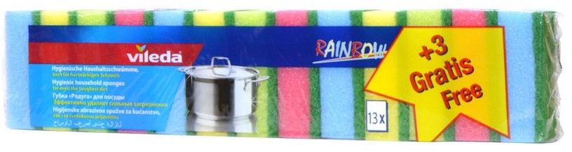 Vileda Rainbow 10+3pcs