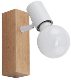 Eglo Townshend 3 Spotlight 60W E27 Brown/White