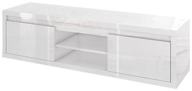 ТВ стол Tuckano Glance White, 1500x400x420 мм