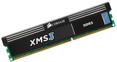 Operatīvā atmiņa (RAM) Corsair XMS3 CMX8GX3M1A1600C11 DDR3 (RAM) 8 GB