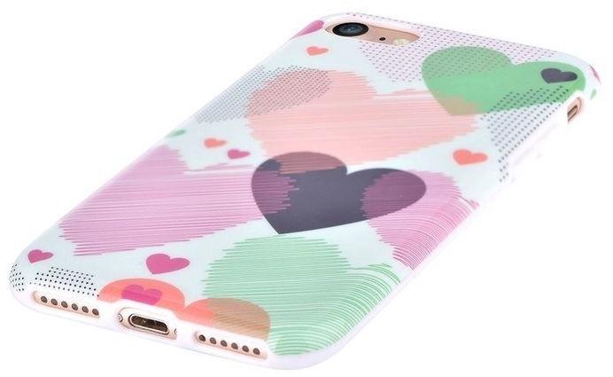 Devia Vivid Hearts Back Case For Apple iPhone 7 Plus/8 Plus