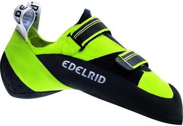 Edelrid Typhoon Climbing Shoes Black / Green 41.5