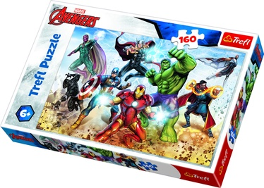 Puzle Trefl Marvel Avengers 15368T, 160 gab.